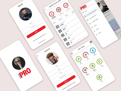 UI Kit ux app ui ui branding ui  ux ux design typography ui kit design ui design