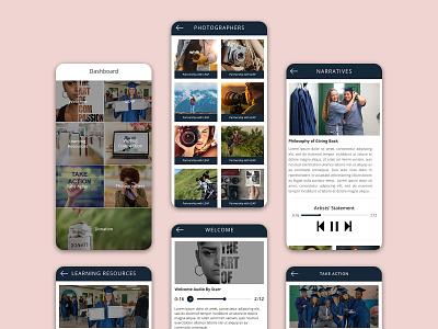 Dashboard UI ui design app ui ux typography ui ux design branding design ui kit ui  ux