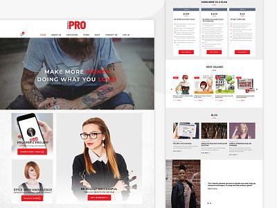 Website UI Design Template design website ui design website concept homepage design ux design branding ui kit typography ui  ux ui design