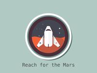 Reach For The Mars