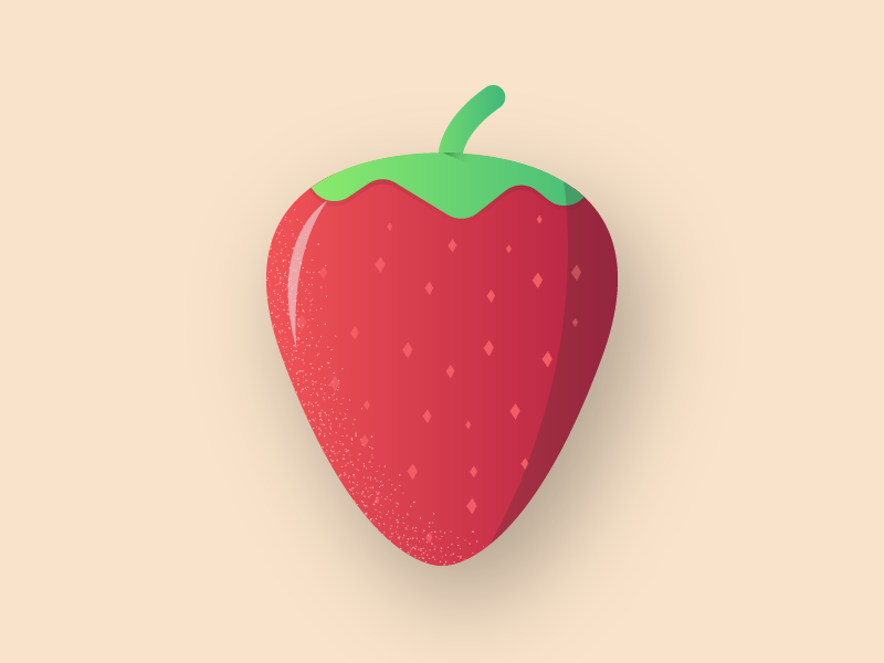 Dribble flat vector illustration design