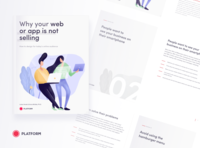 eBook: Why your web or app is not selling