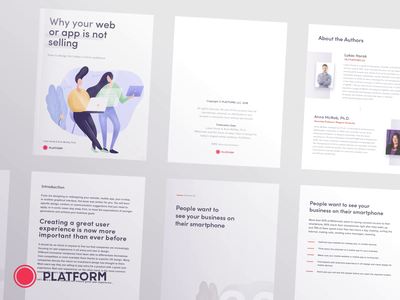 eBook: Why your web or app is not selling interface app website business design ux ui ebook