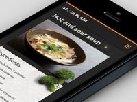 Recipe Mobile