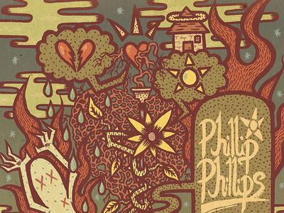 Phillip Phillips Commemorative Poster