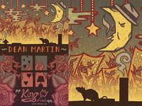 Dean Martin Poster