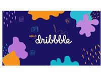 Hello dribbble 3