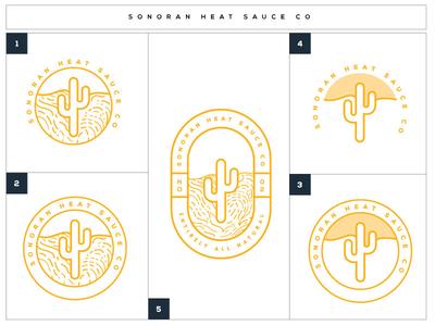 Sonoran Heat Logo Brand1