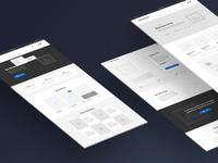 Basic Builder Landing Page
