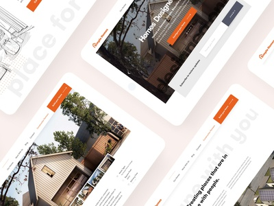 Simple Homes Identity and Website
