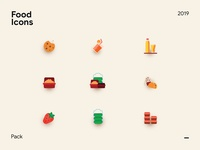 Food Category Icons
