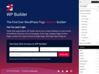 WP Builder - Coming Soon