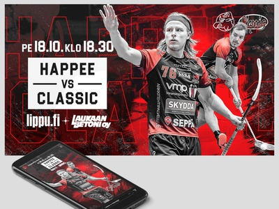 Sports Graphics for social media and screens graphics social media innebandy unihockey finland floorball socialmedia sports design sports