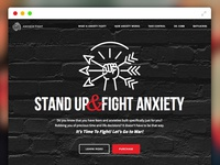 Anxiety Fight Launch