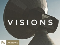 VISIONS Actions and Texture Set