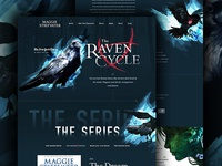 Maggie Stiefvater - The Raven Cycle