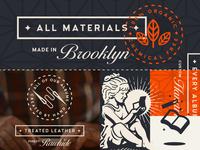 Dreambook Website Brand Materials