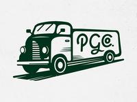 PPLS Shipping Truck
