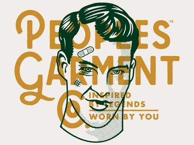 Peoples Garment Co. Webstore forefathers brand website football baseball era sports vintage shop products store