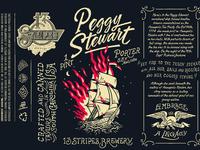 Peggystewart label