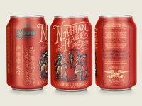 13 Stripes Brewing - Nathan Hale Pale Ale