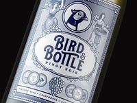 NEW WORK: Bird & Bottle