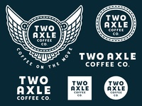 NEW WORK: Two Axle Coffee Co.