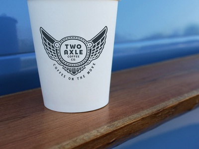 NEW WORK: Two Axle Coffee Co. forefathers identity illustration restaurant menus wine labels label web design website design system branding brand