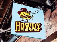 Howdy Burger Now Open!