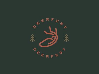 Deerfest Brand Mark
