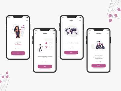 The style app fashion app apparel delivery onboarding