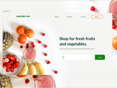 grocery go vegetables shopping app fruits web grocery app