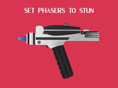 Starfleet Phaser