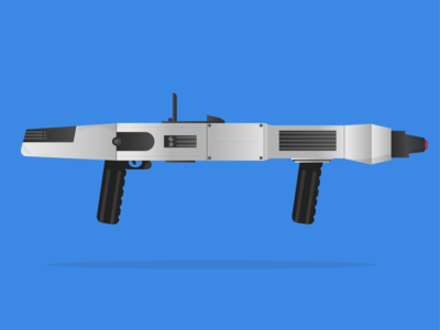 Phaser Rifle Type 2
