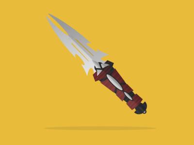 Klingon Ceremonial Knife