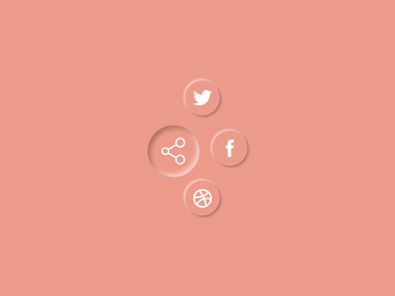 Social Share - DailyUI #010
