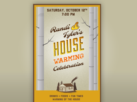House Warming Invite