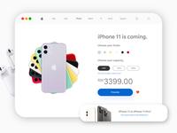 008 - iPhone 11 Concept