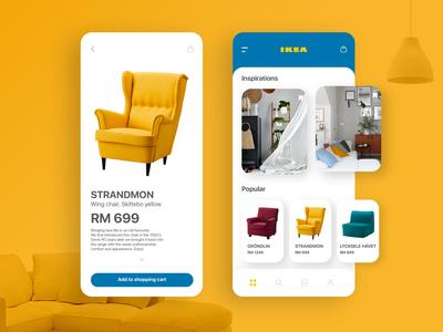 010- IKEA App Concept