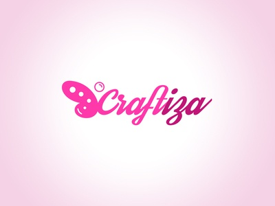 Craftiza logo design
