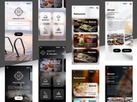 Hotel App Concept
