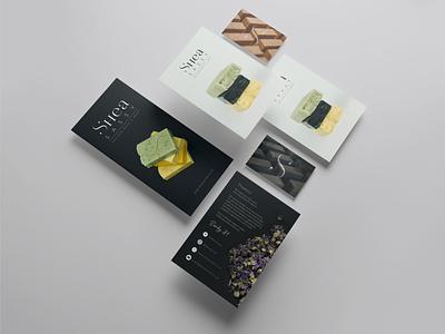 Shea Sassy Printed Materials mockups artisan brand identity logo behance branding identity identity design design graphic design branding
