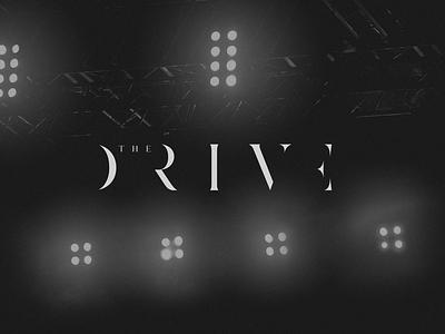 The Drive mockups brand identity logo behance branding identity identity design design graphic design branding