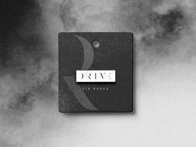 The Drive Pin Badge visual design mockup identity design designer graphic design branding brand identity