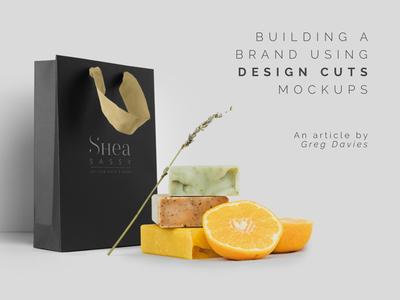 Building A Brand Using Design Cuts Mockups