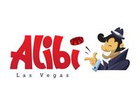 Alibi Las Vegas Logo