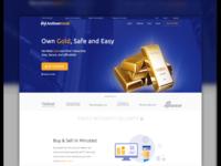 AnthemVault.com Landing Page