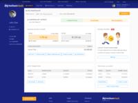 AnthemVault Dashboard Design