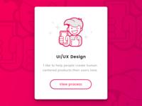 UX Happy User Icon
