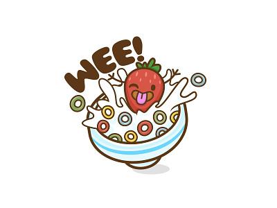 Breakfast Club   Stickers for Kik Messenger   Cheeky app mobile cute breakfast kik kik messenger google stickers kawaii